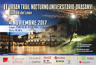 Carrera Leon Urban Trail