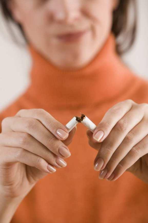 merokok semasa mengandung