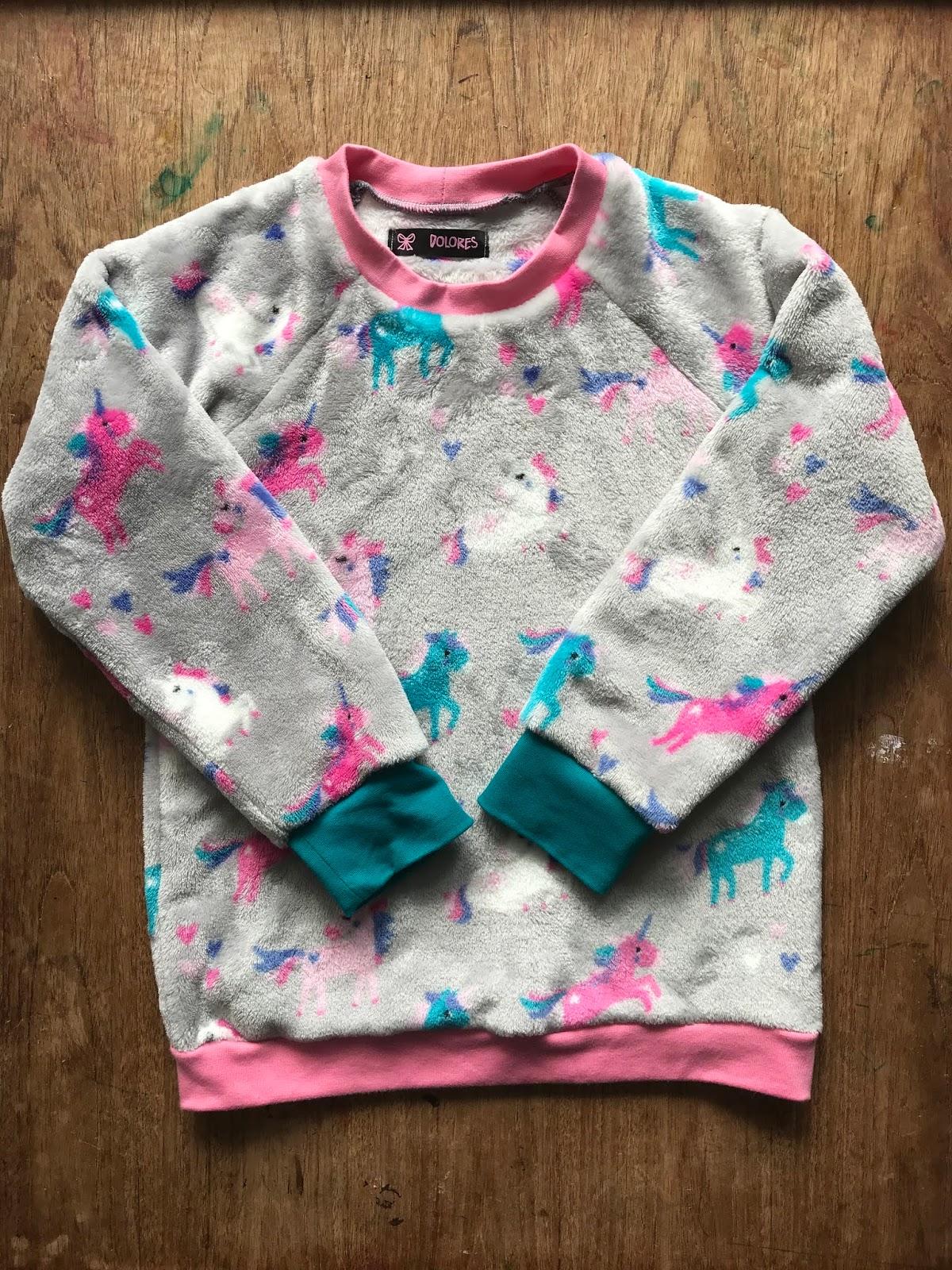 So, Zo...' Free Pattern Friday Kids' Raglan Sweatshirt