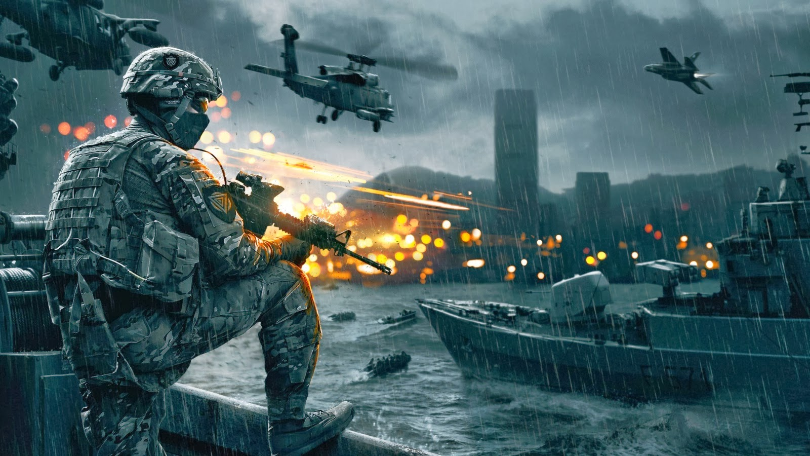 Hollywood movies hd wallpapers unique hd wallpapers - Battlefield screensaver ...