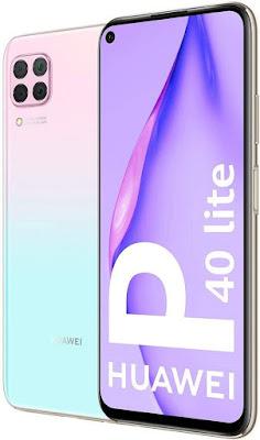 Смартфон Huawei P40 Lite, Dual SIM, 128GB