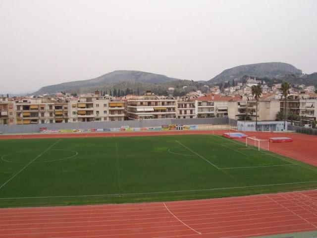 ΔΟΠΠΑΤ Ναυπλίου: Επιβολή μέτρων προσωρινής απαγόρευσης της παρουσίας κοινού σε αθλητικές εκδηλώσεις