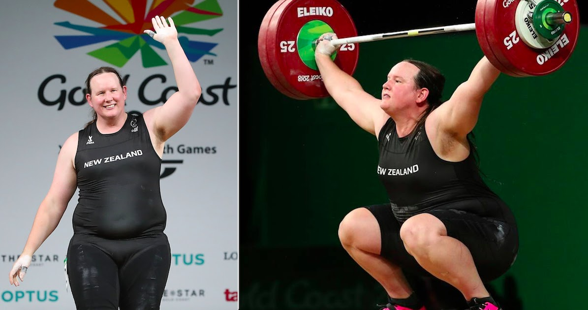 New Zealand Weightlifter Laurel Hubbard To Be The First Transgender Athlete To Ever Compete At The Olympic Games