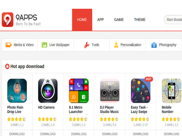 9apps download 2017 free download for android mobile apk