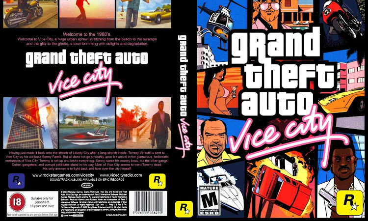 GTA Vice City Compressed Full Version