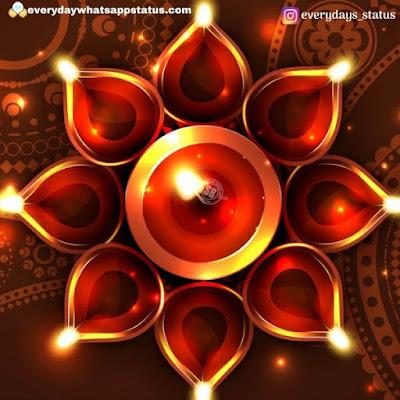 deepavali wishes | Everyday Whatsapp Status | Unique 120+ Happy Diwali Wishing Images Photos
