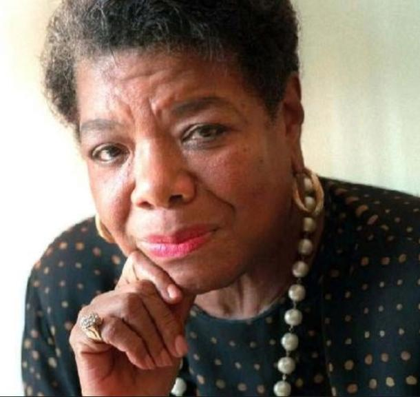 Strongheart Maya Angelou My Wish For You