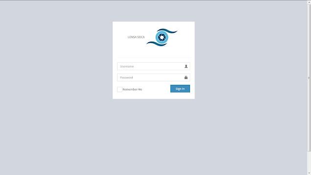 web profil perusahaan