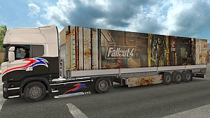 Fallout 4 trailer mod
