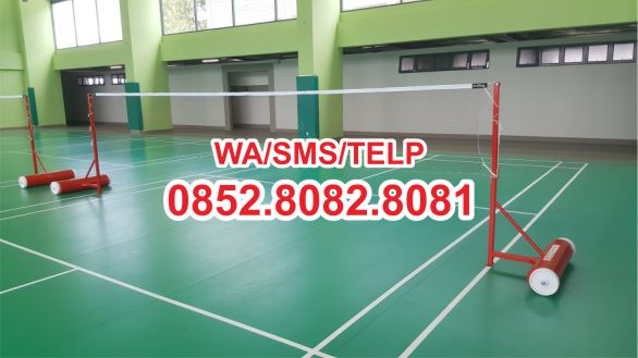 Jual Tiang Badminton Portable harga grosir pabrik