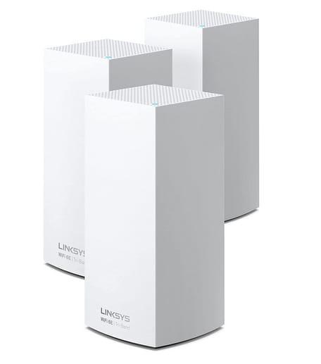 Linksys MX8503W-AMZ Atlas Max AXE8400 WiFi 6E Mesh System