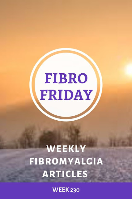 Fibro Friday week 230