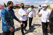 Dampingi Menteri Trenggono, Walikota Danny Pomanto Sebut Untia Pelabuhan Potensial