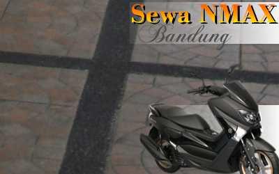 Rental sepeda motor N-Max Jl. Serat Bandung