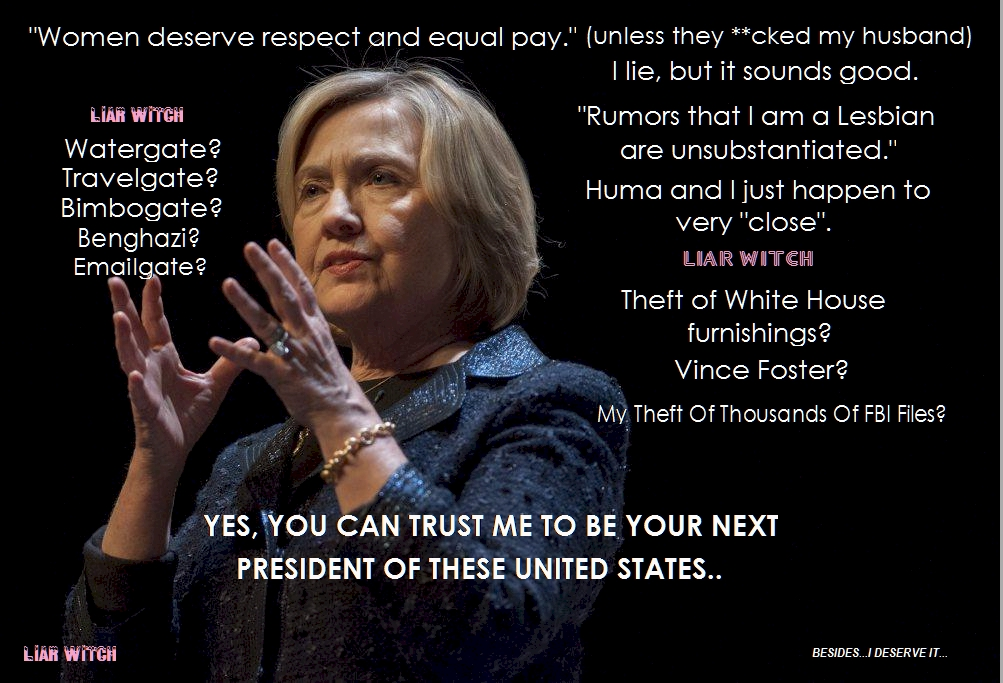 Image result for Satanic Clinton