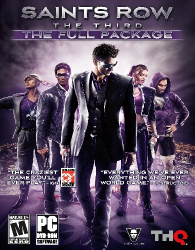 saint row  - Saints Row The Third Complete Edition For PC