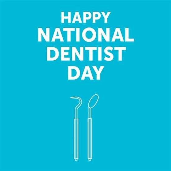 National Dentist's Day Wishes Awesome Picture