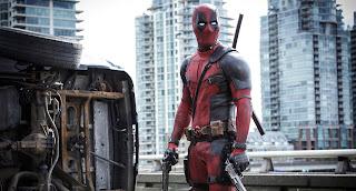 Al cinema da giovedì 18 febbraio 2016 Deadpool