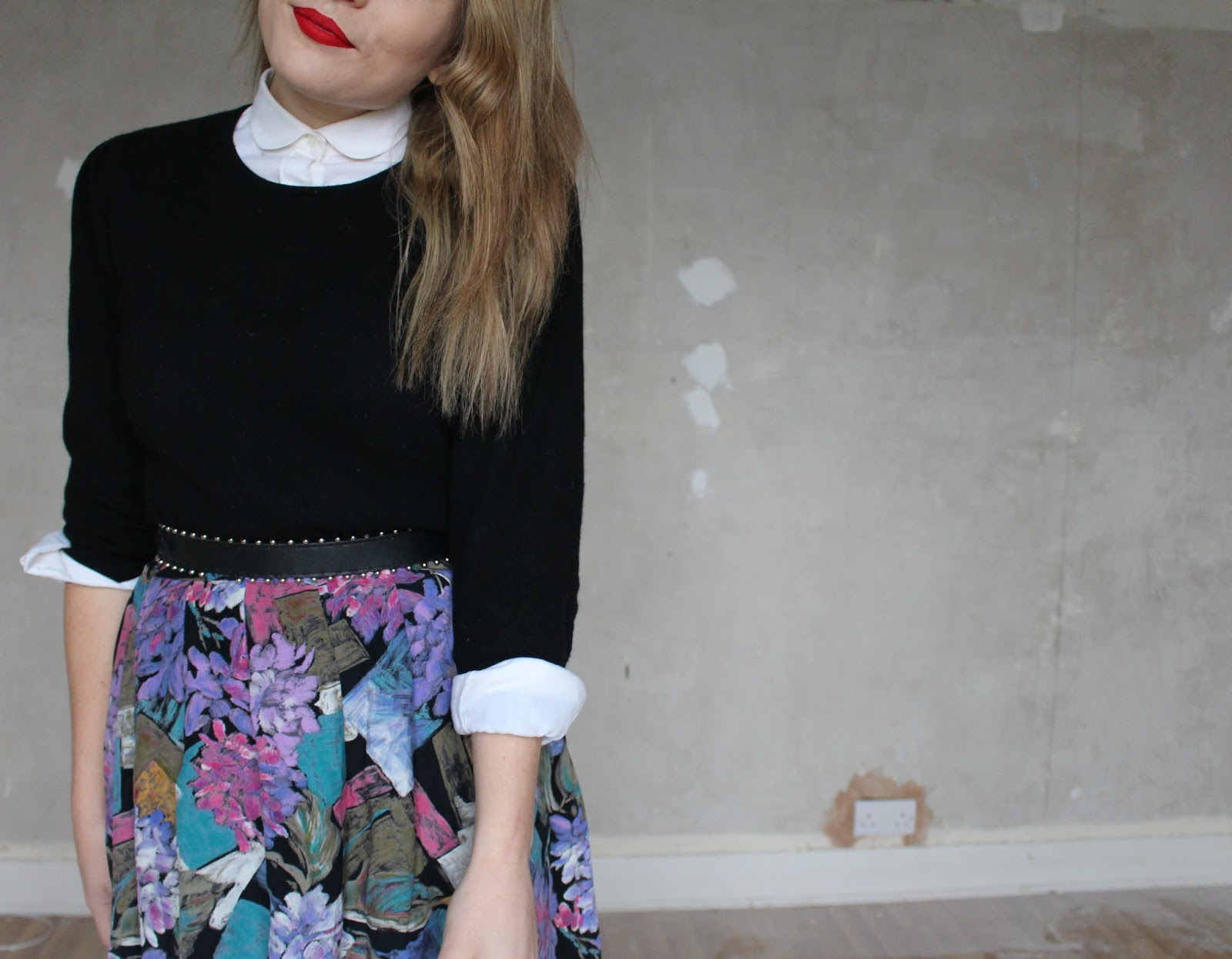 Charity Shop Outfit