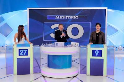 Bianca, Silvio e Felipe (Crédito: Lourival Ribeiro/SBT)