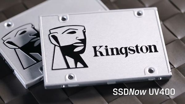 Kingston UV400 480GB - SSD has never been so cheap and good like this