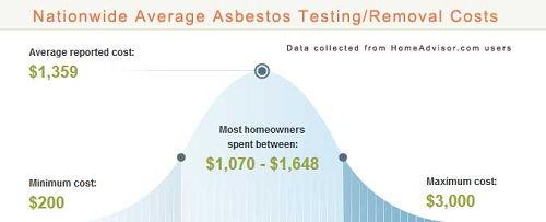 Asbestos Removal Cost Estimate