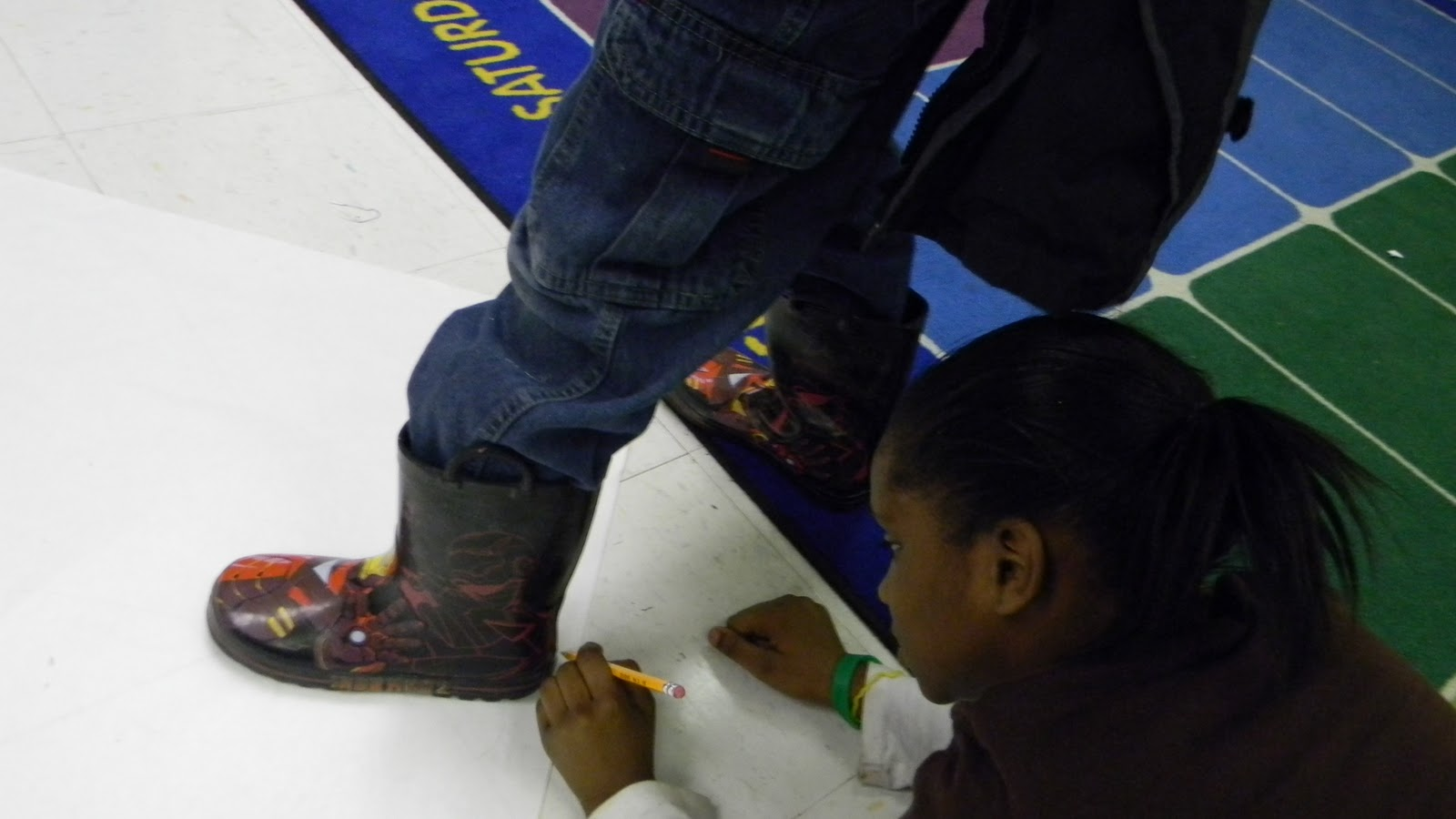 1st Grade With Miss Snowden Measurement With Jack And The