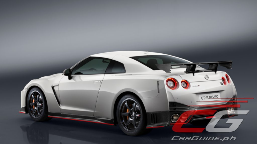 More Than Just Raw Power, The GT R NISMO Gains New Styling And  Aerodynamics. In Fact, Nissan Says That The GT R NISMO Produces The Most  Downforce Of Any Of ...