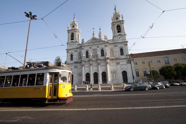 Basilica da Estrela-Lisbona