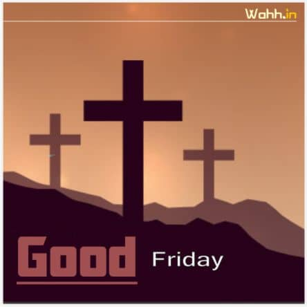 Good Friday Wishes In Hindi 2021