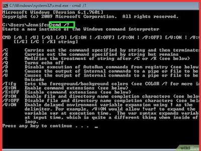 Pengertian, Fungsi dan Cara Kerja CMD (Command Prompt), pengertian CMD, apa itu CMD, fungsi CMD