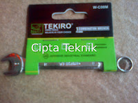 Kunci Ring Pas 8mm Tekiro