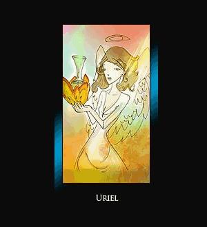 Melek Kartı Uriel