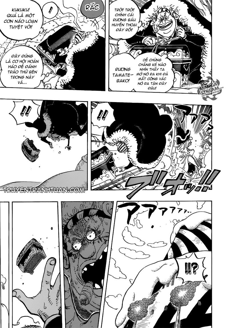 One Piece - Đảo Hải Tặc trang 14