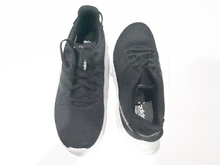 Sepatu Running Wanita Adidas CF Racer TR CG5764 Black White Original ADD005 Sisa Stok