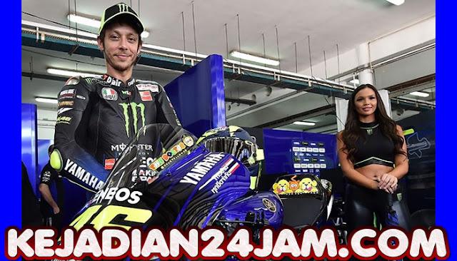Rossi Berniat Untuk Mengalahkan 3 Rider Muda Yamaha