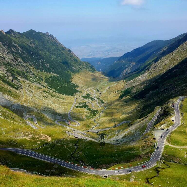 The 15 Most Hazardous Roads In The World - Transfagarasan, Romania