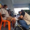 BFLF Bersama  Kick Andy Foundation dan TNI AU Gelar Pengukuran Kaki Palsu Bagi Disabilitas di Aceh
