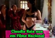 Claudia Raia Nua em filme porno Brasileiro