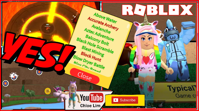 Roblox Epic Minigames Gameplay! New Maps and So Much FUN Wins!