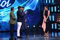 Sonakshi Sinha on Indian Idol to Promote movie Noor   IMG 1568.JPG