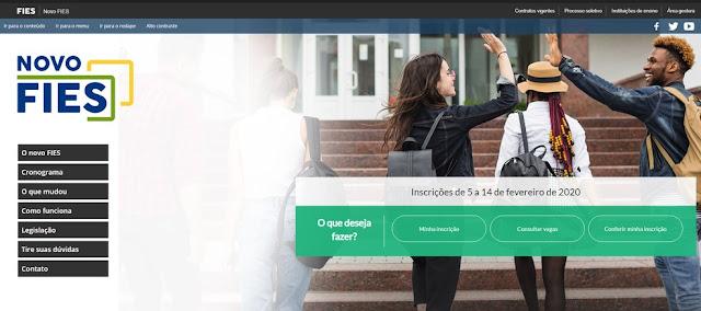MEC suspende pagamento de parcelas do Fies devido à pandemia do coronavírus