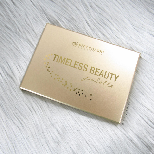 city color cosmetics timeless beauty palette - the beauty puff