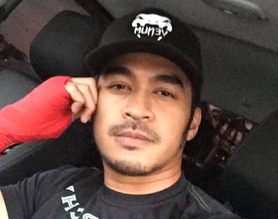 Biodata Hefny Sahad Kekasih Hati Uqasha Senrose
