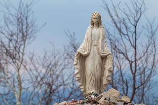 Madonnina of Monte Costone.