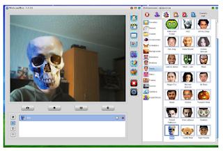 تحميل برنامج تشغيل كاميرا الويب ويبكام ماكس مجانا WebcamMax