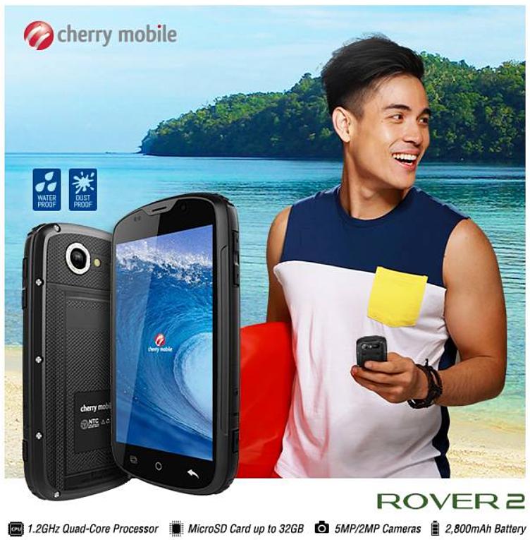 Cherry Mobile Rover 2