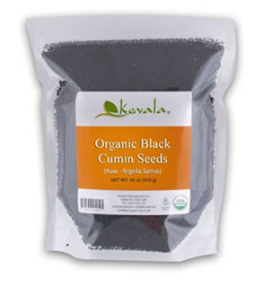 Organic Black Cumin Seeds