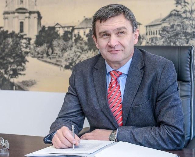 Ács Rezső Szekszárd polgármestere