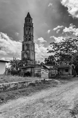 La Torre Iznaga (Trinidad, Sancti Spíritus, Cuba), by Guillermo Aldaya / AldayaPhoto